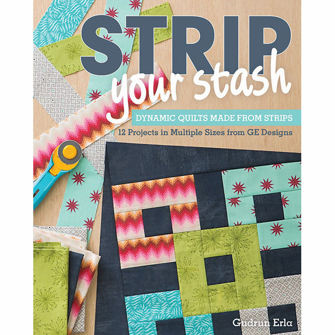 Fabric Book Covers Target : Strip your stash quiltcut fabric cutting system
